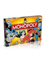 Monopoly DC Comics Originals