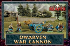 10008: Dwarven War Cannon