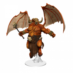D&D Icons of the Realms Demon Lord Orcus Demon Lord of Undeath Premium Figure