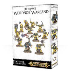 Ironjawz Weirdnob Warband 110-10