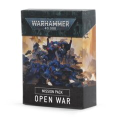 Open War Mission Pack  Warhammer 40 000