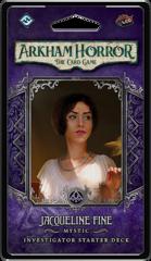 Arkham Horror LCG Jacqueline Fine Mystic Investigator Starter Deck