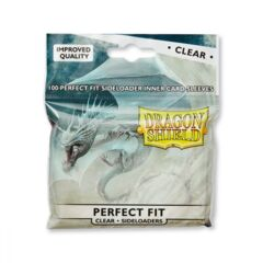 Dragon Shield - Perfect Fit SIDELOADER 100/pack Clear