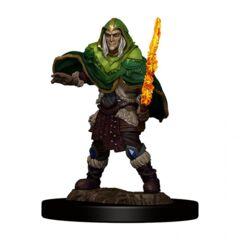 D&D Premium Painted Figures Elf Fighter Male