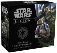 Star Wars Legion - Imperial Shoretroopers Unit Expansion