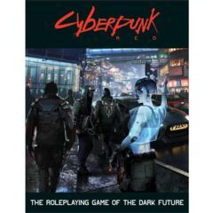 Cyberpunk Red RPG Core Rulebook