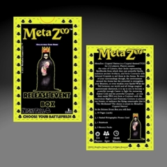 MetaZoo TCG: Nightfall Release Deck