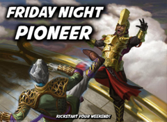 FNM PIONEER 14th May