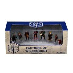 Critical Role Monsters of Wildemount Prepainted Miniatures Dwendalian Empire Box Set