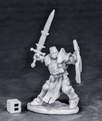 Crusader Champion (attacking) 77550