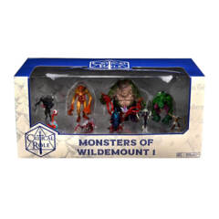 Critical Role Monsters of Wildemount Prepainted Miniatures Box Set 1