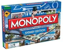 Sydney Monopoly
