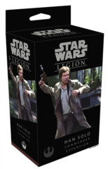 Star Wars Legion Han Solo Commander