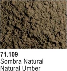 Natural Umber, Vallejo Pigments Val73109