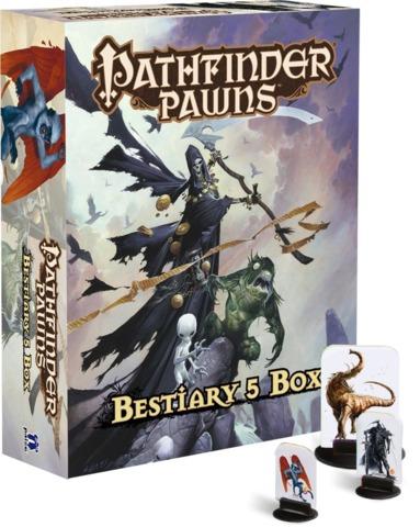 Pathfinder Pawns: Bestiary 5 Box
