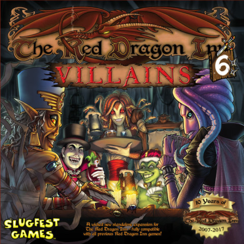 Red Dragon Inn 6 : Villains