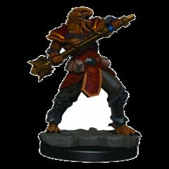 D&D Premium Painted Figures Male Dragonborn Fighter