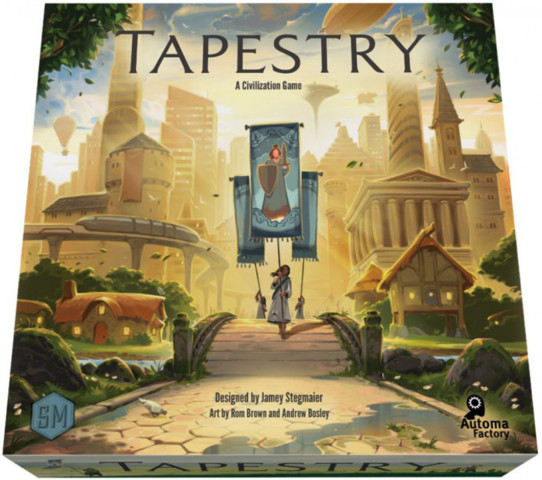 Tapestry - #1 HOTNESS!