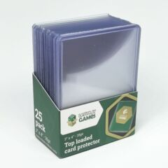 LPG Top loader Card Protector 3