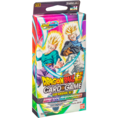 Dragon Ball Super - Battle Advanced Card Game Expansion Set  BE14