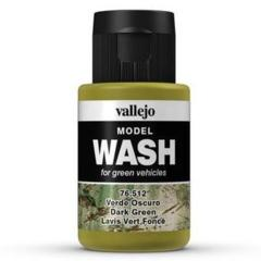 76512 Model Wash Dark Green 35 ml Acrylic Paint