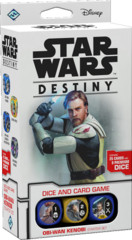 Star Wars Destiny TCDG Obi-Wan Kenobi Starter Set