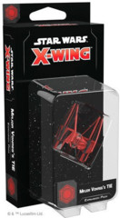 Star Wars X-Wing 2nd Edition Major Vonreg's TIE