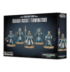 Thousand Suns Scarab Occult Terminators 43-36