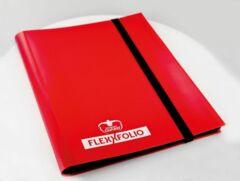 Ultimate Guard 9-Pocket FlexXfolio Red Folder