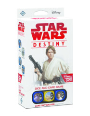 Star Wars Destiny TCDG Luke Skywalker Starter Set