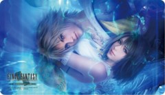 Final Fantasy TCG Play Mat FFX Tidus/Yuna