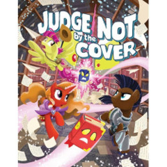 My Little Pony RPG Tails of Equestria Judge Not by the Cover
