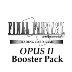 Final Fantasy TCG Opus II Booster