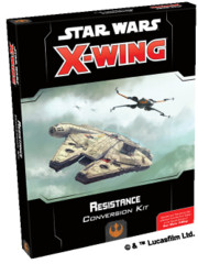 Resistance Conversion Kit 2nd Edition