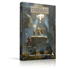 Talisman Adventures The Fantasy RPG Core Rulebook