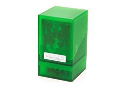 Ultimate Guard Monolith Deck Case 100+ Standard Size Emerald