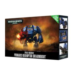 Easy To Build Primaris Redemptor Dreadnought 48-87