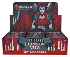 z Innistrad Crimson Vow Set Booster Box