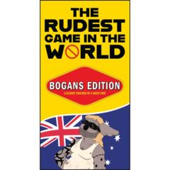 THE RUDEST GAME BOGANS EDITION