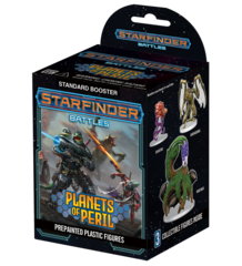 Starfinder Battles Planets of Peril Booster