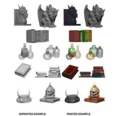 Pathfinder Battles Unpainted Minis - Wizard's Room