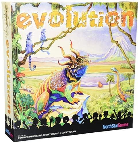 Evolution 2017
