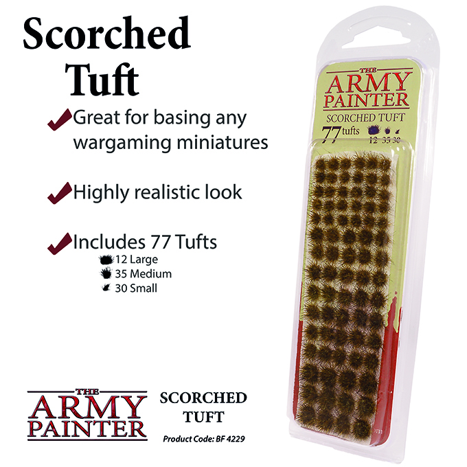 Scorched Tufts