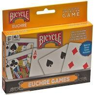 Playing Cards: Euchre Deck