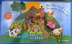 Race to the Barn