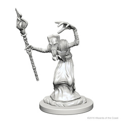 Nolzur's Marvelous Unpainted Miniatures - Mindflayers