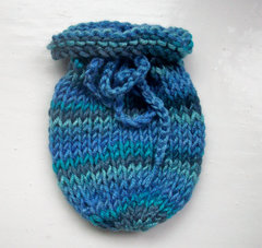 Small Warm Fuzzies Dice Bag