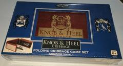 Knob & Heel Cribbage