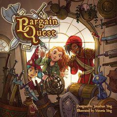 Bargain Quest - Kickstarter Exclusive content