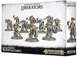 Stormcast Eternals Liberators